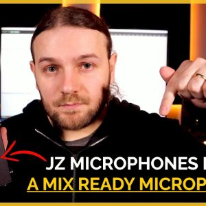 A Mix-Ready Microphone? (JZ Microphones BB29 Review + Recording Tips)