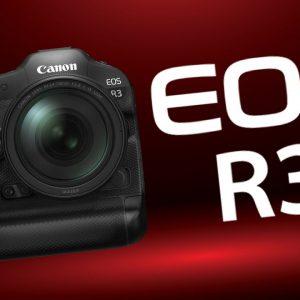 Canon EOS R3   Announcement