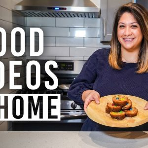 Food Videos at Home: How to Make A Recipe Video for Social Media