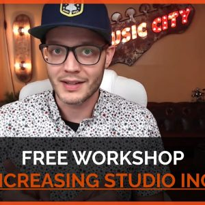 Free Workshop: Increase Your Studio Income