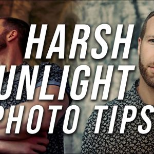 How to Take Portraits in Harsh Sunlight   5 Quick Tips