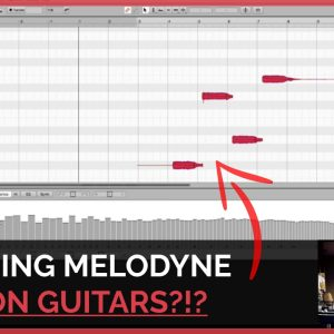 How to Transform Electric Guitar and More in Melodyne 4