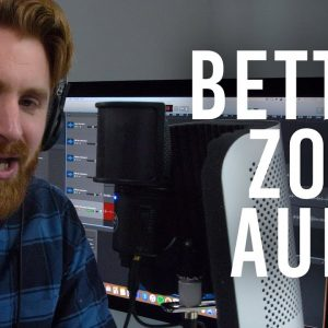 Improve Your Zoom Call and Podcast Audio with a USB Microphone