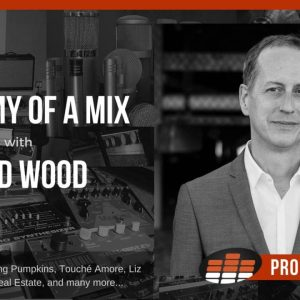Introducing: Anatomy of a Mix with Brad Wood
