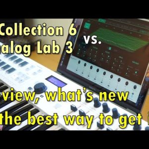 Arturia V Collection 6 vs Analog Lab 3: Review, what's new and the best way to get it