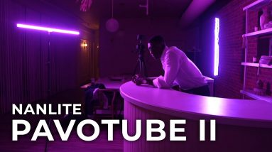 Nanlite PavoTube II   Hands-on Review