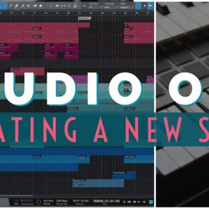 Studio One - Preferences (New song, templates, sample rate, etc.)
