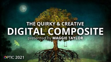 The Quirky & Creative Digital Composite with Maggie Taylor   OPTIC 2021